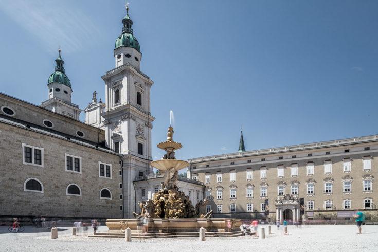 Altstadt Salzburg - Ausflugsziele im Salzburger Land