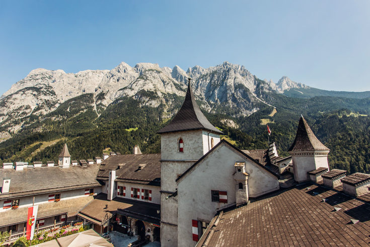 Erlebnisburg Hohenwerfen - Ausflugsziele im Salzburger Land
