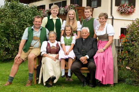 Familie Kirchner - Garnhof, Urlaub am Bauernhof in Flachau