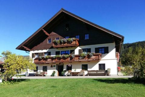 Garnhof, Urlaub am Bauernhof in Flachau