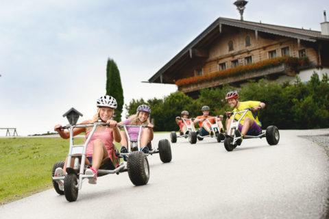 Segway - Sommerurlaub in Flachau, Salzburger Land
